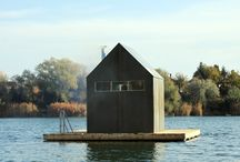 saunas | H3T architekti / saunas