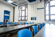 Daikin Classroom