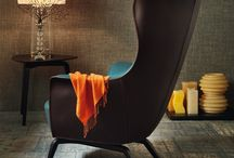 MAMY BLUE, design Roberto Lazzeroni / An armchair for reading, dreaming, meditating.