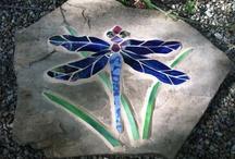 Batu templek yg diksh mosaic