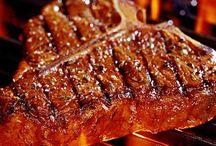 Steak , Beef & Kabob Recipes