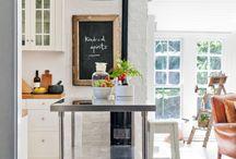 kitchen ideas / by Christy Turner