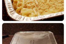 Recipes - freeze ahead
