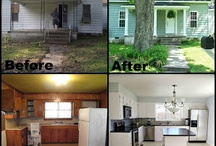 Home Makeover / by Anna Mitchell