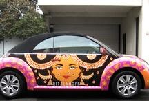 Car / Fun and beautifull.