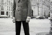 Férfi divat az 1960-as és 70-es években