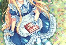 Alice in wonderland - anime