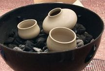 pottery . firing techniques