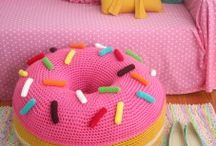 Crochet Twinkie Chan inspired