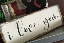 Valentine's Day Decor & Crafts   Kress Creek Home