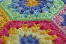 hexagon pattern to crochet