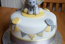 Baby & Children's Party Cakes