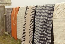 rugs and blankets