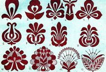 HUNGARIAN PATTERNS AND PAINTING