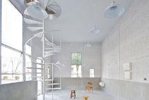 Beauty Indoor Spaces