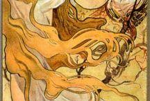 Illustratori-Mucha Alphonse / Illustrazioni e Manifesti
