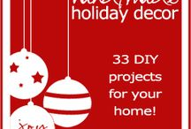 Holidays / ideas and inspiration for the severa holidays