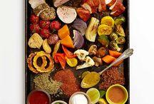 Recipes - Sheet Pan One Pot Dinners