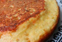 Gâteau sale  à la poêle ou au four