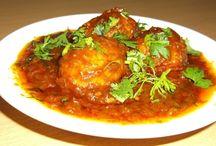 Cook Bachelor Egg Curry