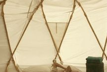 Yurts + Tents