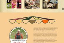 My works - Webdesign