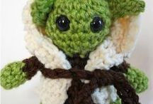 Crochet and knit!