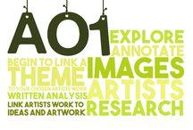 GCSE Art AO