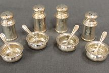 Antique Silver / A selection of antique Silver and Plated Items available  @ www.reigal.co.uk