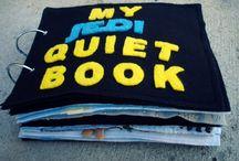 Quiet Book / by Chelsea Carpenter