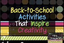 Back to school/ End of school