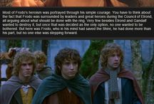 Tolkienverse / Lord of the rings, Hobbit, Silmarilion related