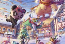 Pokemon lev 101 / The ultimate Pokemon board