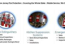 Kitchen Suppression System Inspections, Installations & Sales in NJ at Great Rates