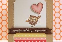 Cute Cards / by Shari Breiland