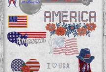 Patriotic or July 4th Themed Freebies