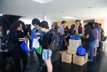 Actividades en la Facultad de Artes U. de Chile