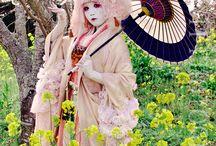 Japanese Fashion (Mostly)