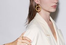 Minimal Gold Rings / Rings that inspire us. Minimal, modern, gold, and essential for everyday wear.