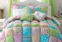 Puff quilts / Bed quilt