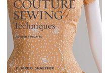 sewing / by Liz Becker