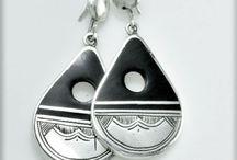 Bijoux Touareg / Vente bijoux Touareg en argent 925, boucles d'oreilles, bracelets, colliers et pendentifs. Création artisanal fait main
