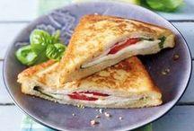 Inspiring Food- Sandwichmaker