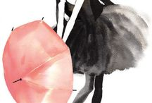 Fashion Illustrations <3