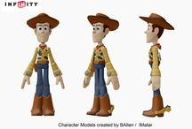 INTERESES: Toy Story