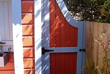 Doors, gates, & entryways