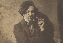 Fotografía. Gustave Le Gray / Gustave Le Gray (Villiers-le-Bel, 1820 - El Cairo, 1884) fue un investigador y fotógrafo francés.