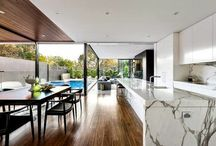 Living, Dining & Kitchen
