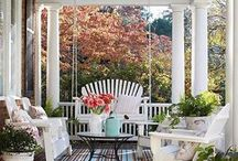 Galeries porches