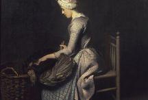 1700-1800 fashion